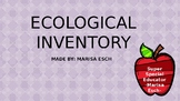 Ecological Inventory