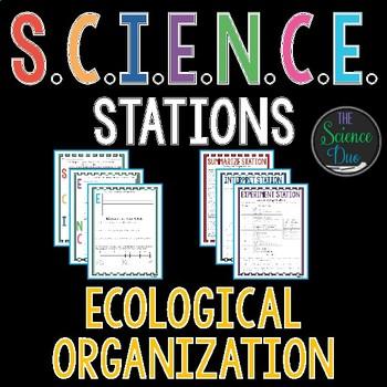 Ecological Organization - S.C.I.E.N.C.E. Stations