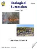 Ecological Succession Lesson Plan Grade 7