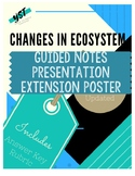 Ecological Succession Powerpoint, Notes, & Poster Bundle