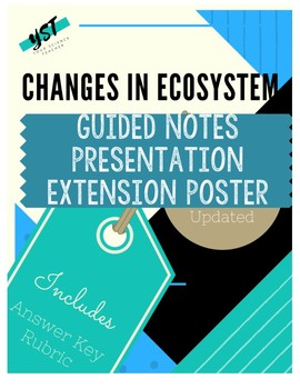 Ecological Succession Powerpoint & Notes