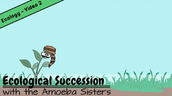 Ecological Succession Recap Answer KEY by The Amoeba Sisters (Answer Key)