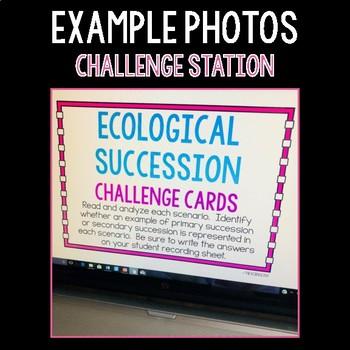 Ecological Succession - S.C.I.E.N.C.E. Stations