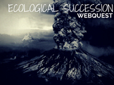 Ecological succession webquest perfect for sub 6th 7th 8th jr high test review