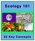 Ecology 101: Key Concepts & Activities
