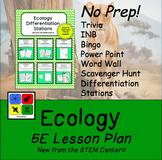 Ecology 5 E Lesson Plan