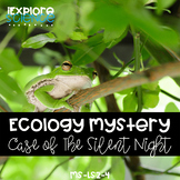 Activity Pack: Where Have All The Tree Frogs Gone? Mystery (Ecology)