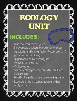 Ecology Bundled Unit