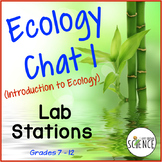 Ecology Chat 1:  Introduction to Ecology Lab Stations