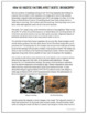 Ecology Close Reading: Biotic and Abiotic Factors