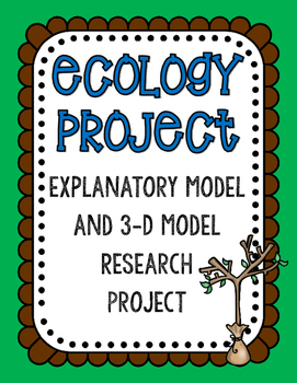Ecology Culminating Project