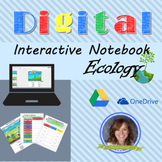 Ecology Digital Interactive Notebook
