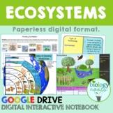 Ecology- Digital Ecosystems