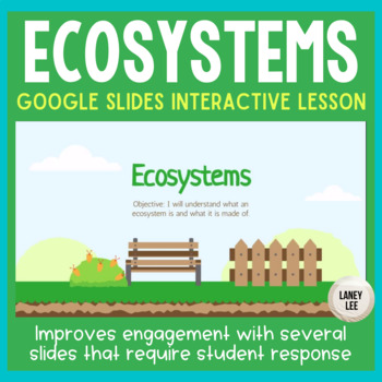 Ecology: Ecosystems PPT