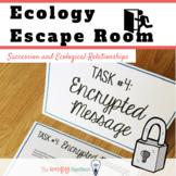 Ecology Activity. Ecological Succession, Trophic Levels, &