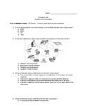 Ecology Exam and Answer Key