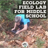 Ecology Field Lab For Middle School:  Quadrat Study
