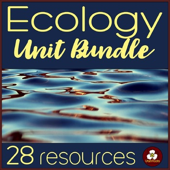Ecology Unit Resources Bundle