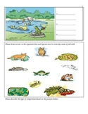 Ecology Homework, Animal Interactions