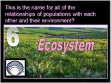Ecology Quiz Game, Ecosystems, Food Webs
