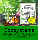 Ecology Interactive Notebook - Distance Learning Friendly