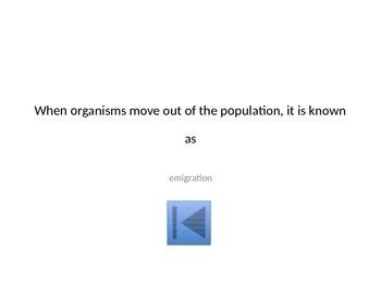 Ecology Jeopardy PowerPoint
