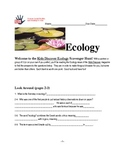 Ecology (Kids Discover) Activity