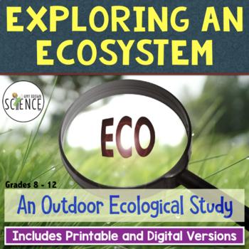Ecology Lab:  Exploring an Ecosystem