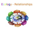 Ecology: Levels of Organization and Relationships