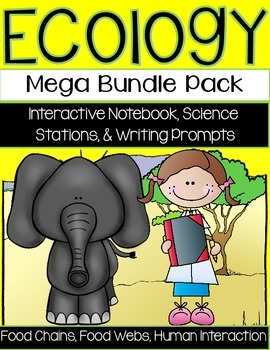 Ecology Mega Bundle Pack