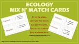 Ecology Mix N' Match Cards