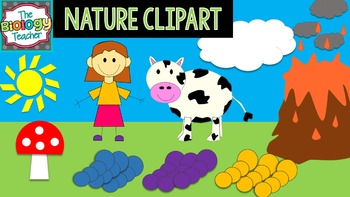 Ecology Nature Clipart