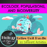 Ecology, Populations and Biodiversity Bundle