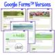 Ecosystems Quiz Bundle