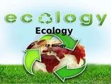 Ecology Slideshow for College Prep Biology