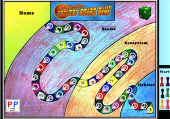 Ecology Smartboard Game