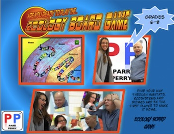Ecology Smartboard Game