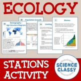Ecology Stations Activity