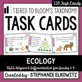 Ecology and Ecosystems Task Cards