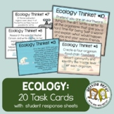 Ecology - Task Cards