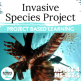 Investigating Invasive Species: Project Based Learning Tas