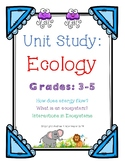 Ecology Unit Study -Elementary
