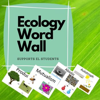 Ecology Verbal Visual Dictionary