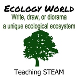 Ecology World: Project, Terminology, Vocabulary Practice