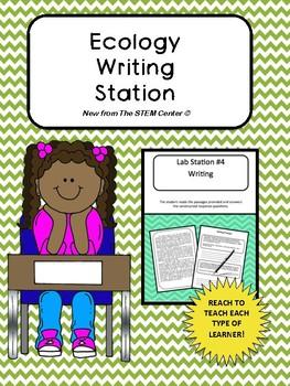 Ecology Writing Station