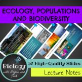 Ecology and Biodiversity: Unit Notes