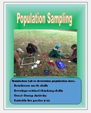 Ecology and Ecosystems: Population Sampling Activity