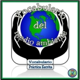 Environmental Vocabulary Thematic Reference / Vocabulario