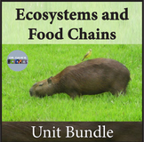 Ecology and Food Chain Unit Bundle