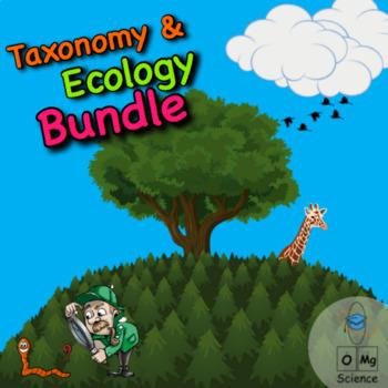 Taxonomy and Ecology Bundle